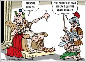 Walker Pardons