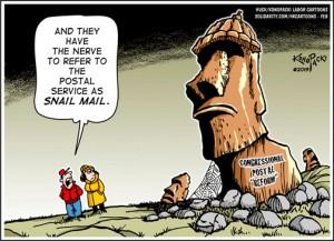 Postal reform cartoon