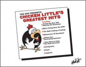 Chicken Little's Greatest Hits