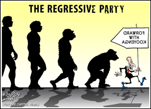 RegressiveParty