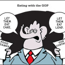 Eating with the GOP