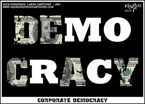 Corporate Democracy
