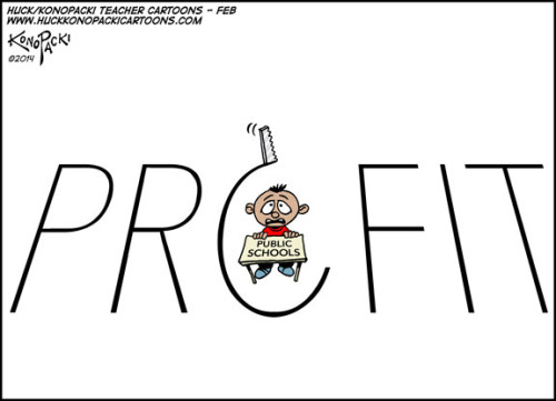 Profit v public schools