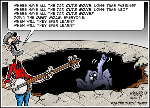 debt-hole