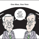 One Koch, One Vote