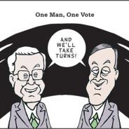 One Koch, One Vote