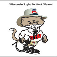 Wisconsin Right To Work Weasel