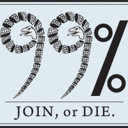 JOIN or DIE, Fourth of July, No. 1