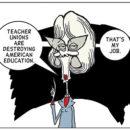Gary Huck Teacher Cartoons for March 2019