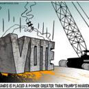 Mike Konopacki Labor Cartoons for October 2020